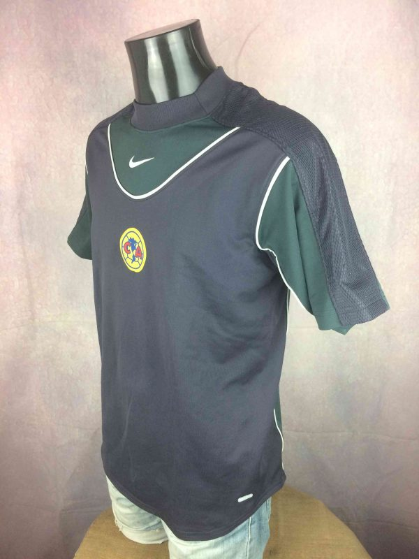 CLUB AMERICA Maillot 2003 2004 Goalkeeper Gabba Vintage 2 scaled - CLUB AMERICA Maillot 2003 2004 Goalkeeper