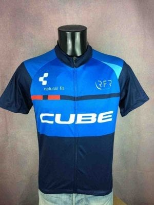 CUBE Maillot Ready To Race Team Cycling 2020 - Gabba Vintage