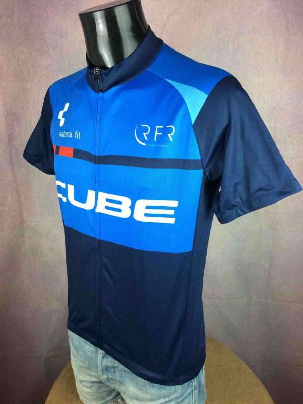 CUBE Maillot Ready To Race Team Cycling 2020 Gabba Vintage 4 resultat - CUBE Maillot Ready To Race Team Cycling 2020