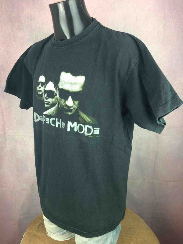 DEPECHE MODE T Shirt Touring The Angel 2005 Gabba Vintage 3 resultat - DEPECHE MODE T-Shirt Touring The Angel 2005