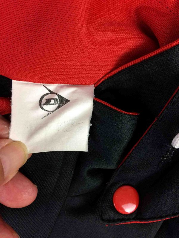 DUNLOP Jacket Shorts Sleeves Vintage 90s Gabba Vintage 1 scaled - DUNLOP Veste Shorts Sleeves Vintage 90s