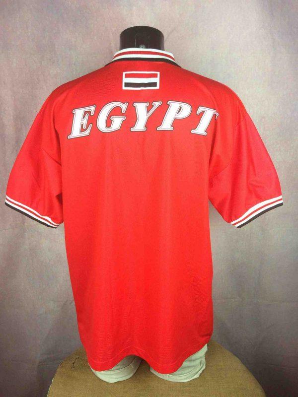 EGYPT Maillot 1998 1999 Home Vintage CAF Gabba Vintage 4 scaled - EGYPT Maillot 1998 1999 Home Vintage CAF