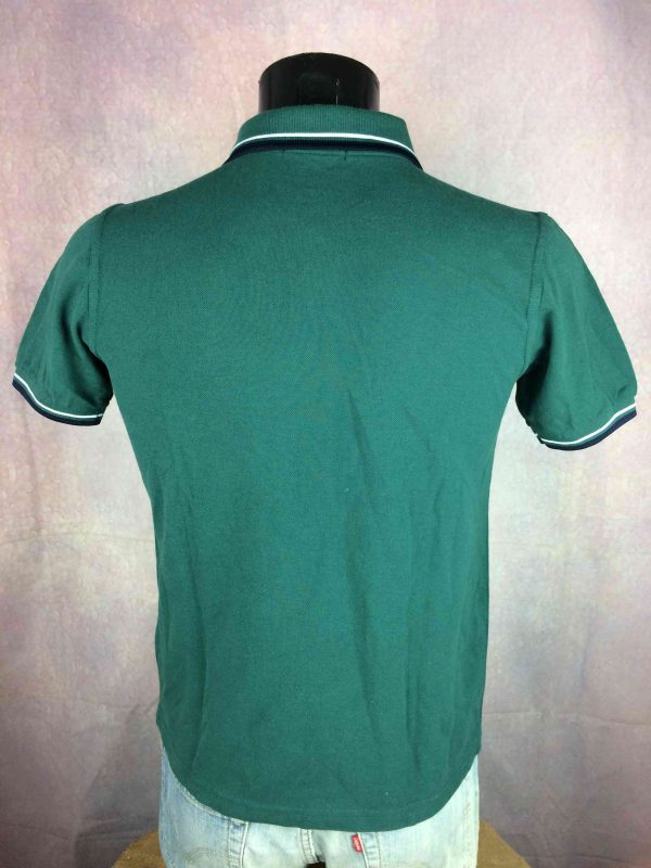 FRED PERRY Polo Slim Fit London England Gabba Vintage 1 scaled - FRED PERRY Polo Slim Fit London England