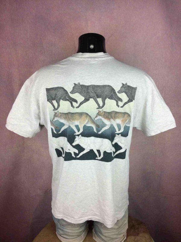 GRAY WOLVES T Shirt Vintage 1993 D Dee Tyler Gabba Vintage 5 scaled - GRAY WOLVES T-Shirt Vintage 1993 Made in USA