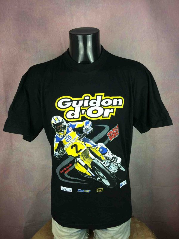 GUIDON d'OR T-Shirt Vintage 2002 Paris Bercy - Gabba Vintage