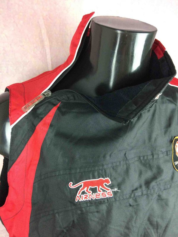 IMG 5366 compressed scaled - STADE RENNAIS Veste Gilet Airness Vintage 00