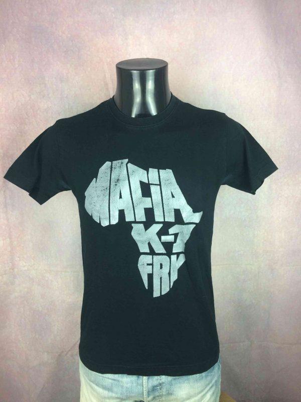 MAFIA K1 FRY T-Shirt Official License 00s - Gabba Vintage