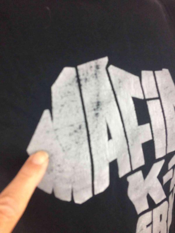 MAFIA K1 FRY T Shirt Official License 00s Gabba Vintage 2 scaled - MAFIA K1 FRY T-Shirt Official License 00s