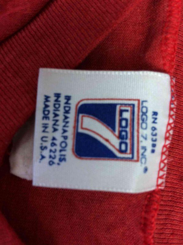 NEW ENGLAND PATRIOTS T Shirt Logo 7 VTG 80s Gabba Vintage 1 scaled - NEW ENGLAND PATRIOTS T-Shirt Logo 7 VTG 80s