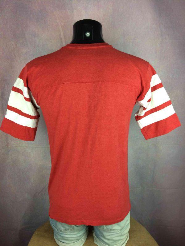 NEW ENGLAND PATRIOTS T Shirt Logo 7 VTG 80s Gabba Vintage 5 scaled - NEW ENGLAND PATRIOTS T-Shirt Logo 7 VTG 80s