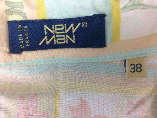 NEW MAN Chemise Made in France Vintage 80s Gabba Vintage 1 scaled - NEW MAN Chemise Made in France Vintage 80s