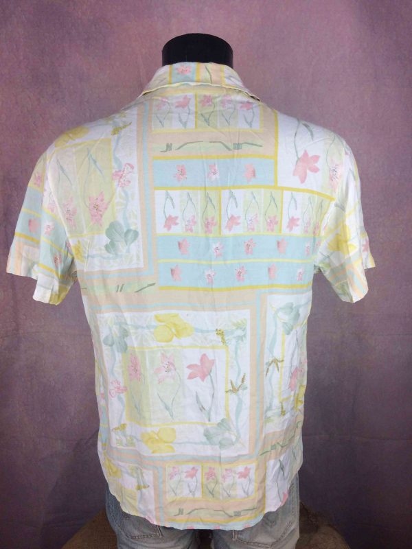 NEW MAN Chemise Made in France Vintage 80s Gabba Vintage 4 scaled - NEW MAN Chemise Made in France Vintage 80s