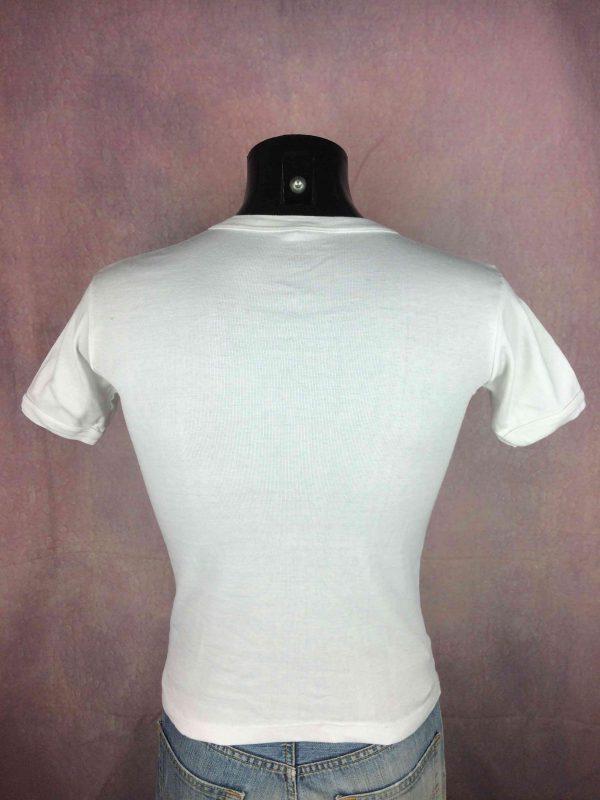 PISCINE MUNICIPALE T Shirt France VTG 80s Gabba Vintage 4 scaled - PISCINE MUNICIPALE T-Shirt France VTG 80s