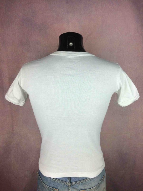 PISCINE MUNICIPALE T Shirt France VTG 80s Gabba Vintage 4 scaled - MAITRE NAGEUR T-Shirt Piscine Municipale 80s