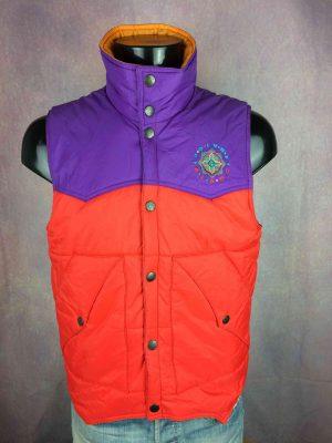 POIVRE BLANC Jacket Vintage 00s Ski Unisex - Gabba Vintage