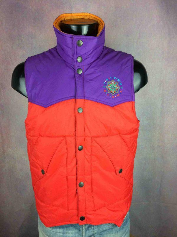 POIVRE BLANC veste Vintage 00s Ski Unisex - Gabba Vintage