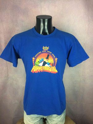 PUPPETMASTAZ T-Shirt Creature Funk VTG 2003 - Gabba Vintage