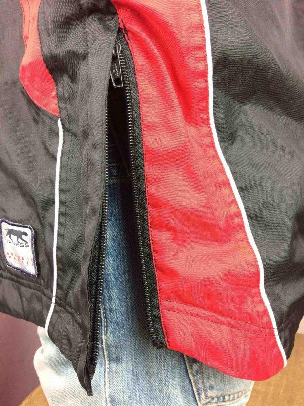 STADE RENNAIS Veste Gilet Airness Vintage 00 Gabba Vintage 4 scaled - STADE RENNAIS Veste Gilet Airness Vintage 00