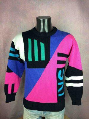 TYROLIA By Head Pullover Vintage 80 30% Wool - Gabba Vintage