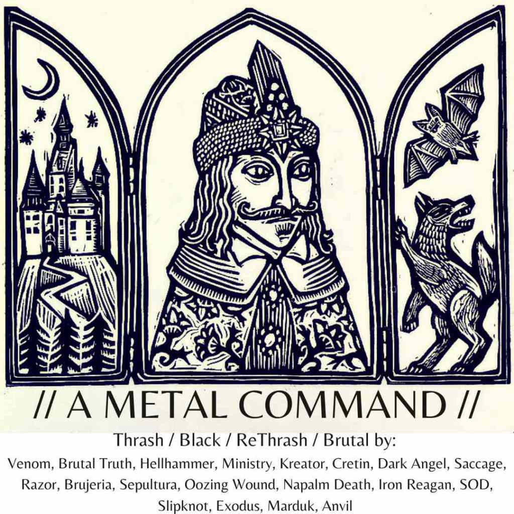 A Metal Command