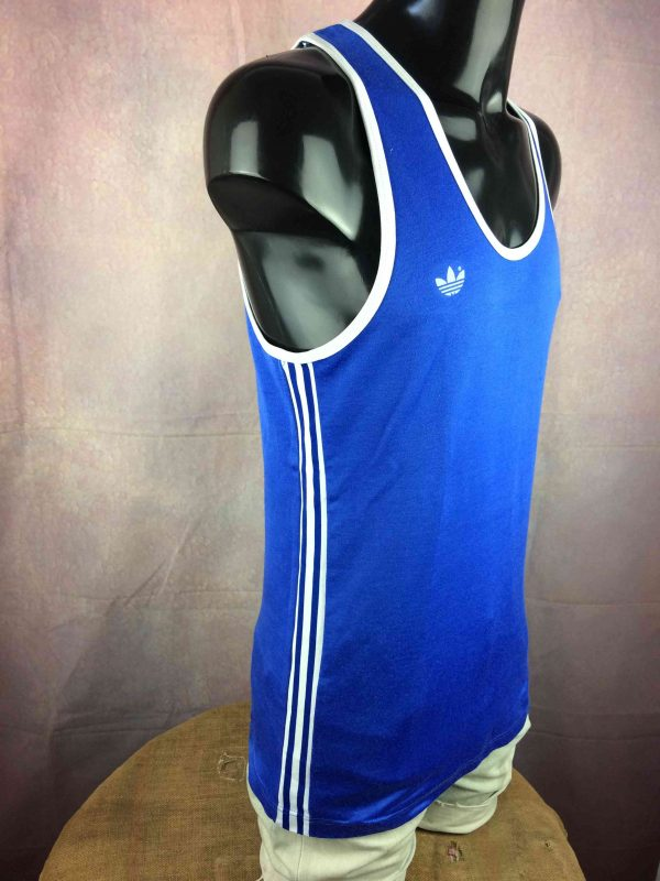 ADIDAS Maillot Vintage 80s Made in France Gabba Vintage 4 scaled - ADIDAS Maillot Vintage 80s Made in France