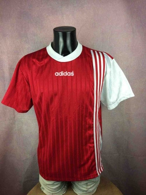 ADIDAS Maillot Vintage 90s Made in Israel - Gabba Vintage