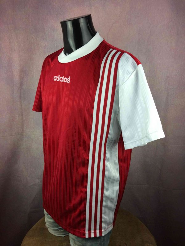 ADIDAS Maillot Vintage 90s Made in Israel Gabba Vintage 3 scaled - ADIDAS Maillot Vintage 90s Made in Israel