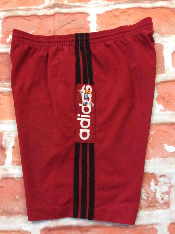 ADIDAS Shorts Vintage 90s Made in Tunisia - Gabba Vintage