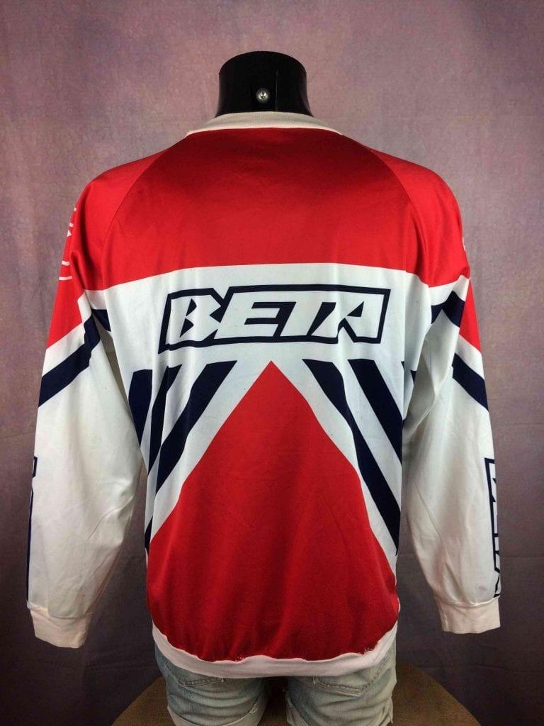 BETA Maillot World Champion 1987 Tarres VTG Gabba Vintage 5 - BETA Maillot World Champion 1987: L'histoire
