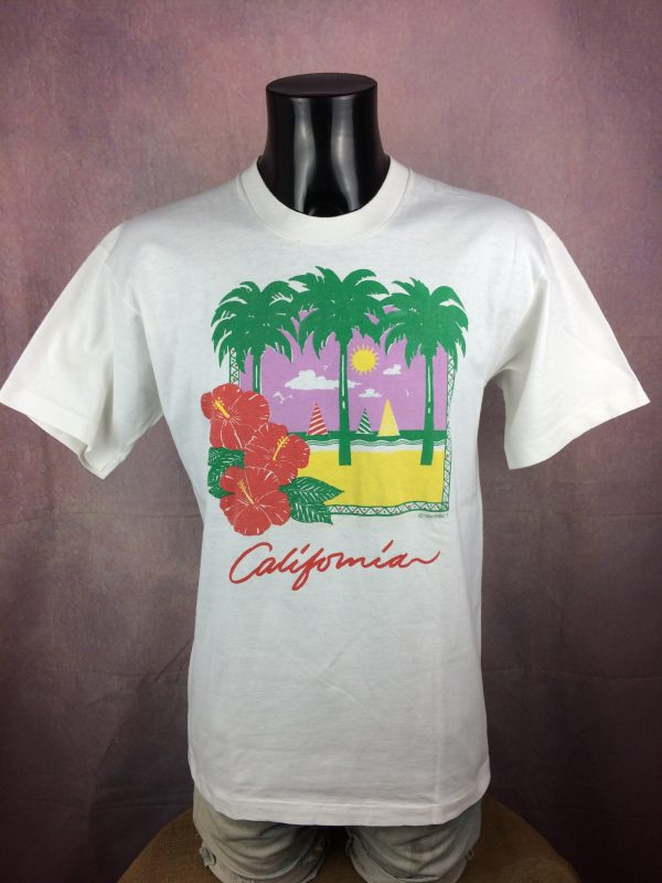 CALIFORNIA T-Shirt Vintage 1994 Made in USA - Gabba Vintage (2)