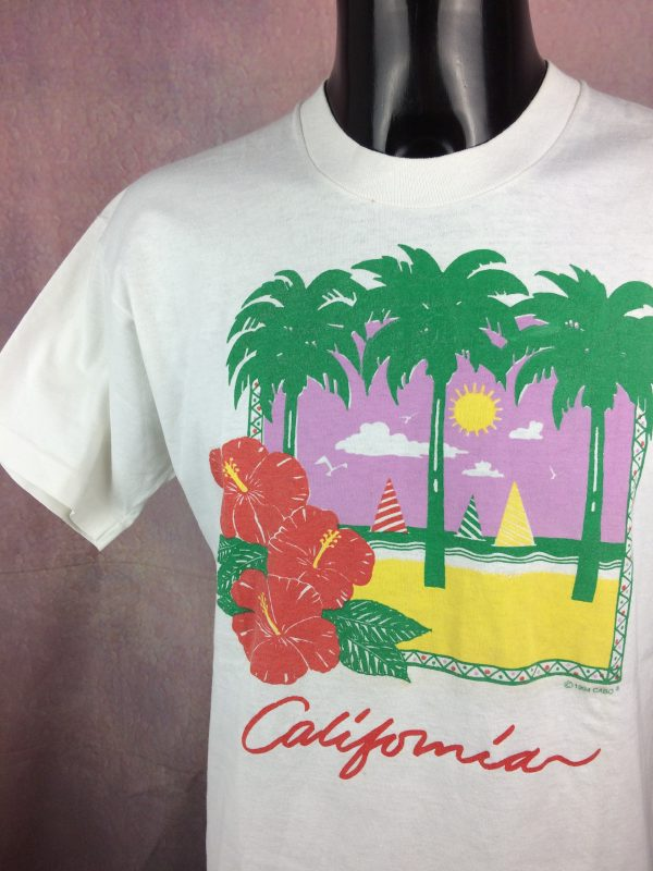 CALIFORNIA T Shirt Vintage 1994 Made in USA Gabba Vintage 3 scaled - CALIFORNIA T-Shirt Vintage 1994 Made in USA