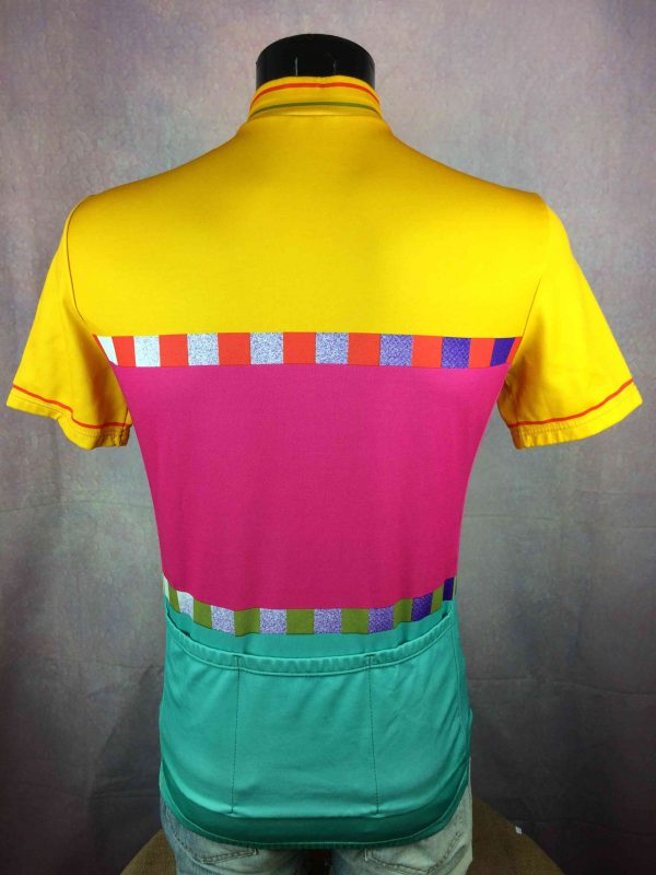 CASTELLI Maillot Vintage 90s Made in Italy Gabba Vintage 4 scaled - CASTELLI Maillot Vintage 90s Made in Italy