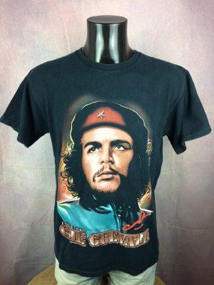 CHE GUEVARA T-Shirt Vintage 00s Big Print - Gabba Vintage