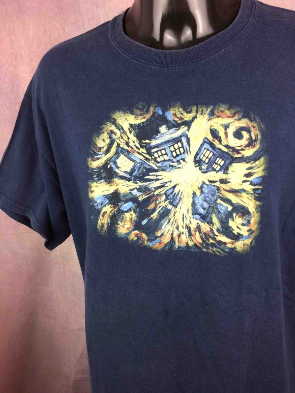 DOCTOR WHO T-Shirt Vintage 1996 Official BBC - Gabba Vintage