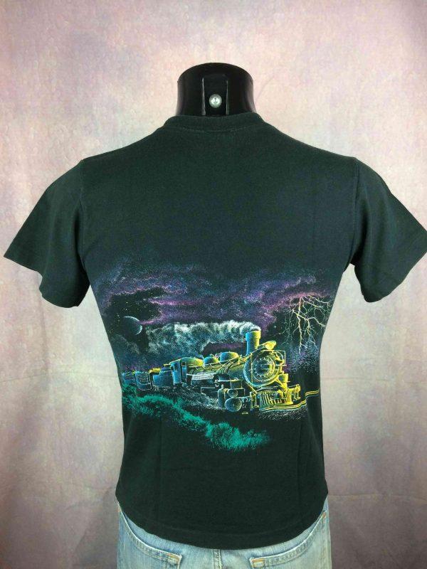 DURANGO Colorado T Shirt Vintage 90s Train Gabba Vintage 4 scaled - DURANGO Colorado T-Shirt Vintage 90s Train