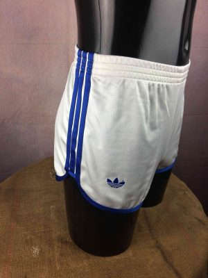 ADIDAS Shorts VTG 80s Made in France Ventex - Gabba Vintage