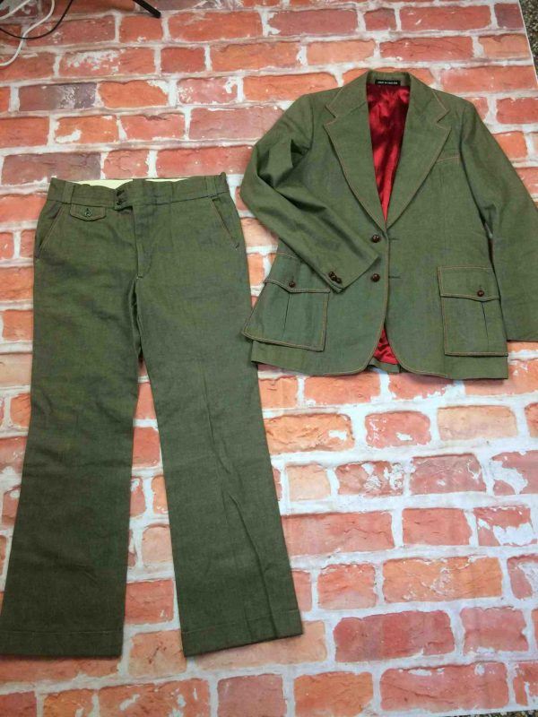 AUTHENTIC Costume Made in England Vintage 70 - Gabba Vint