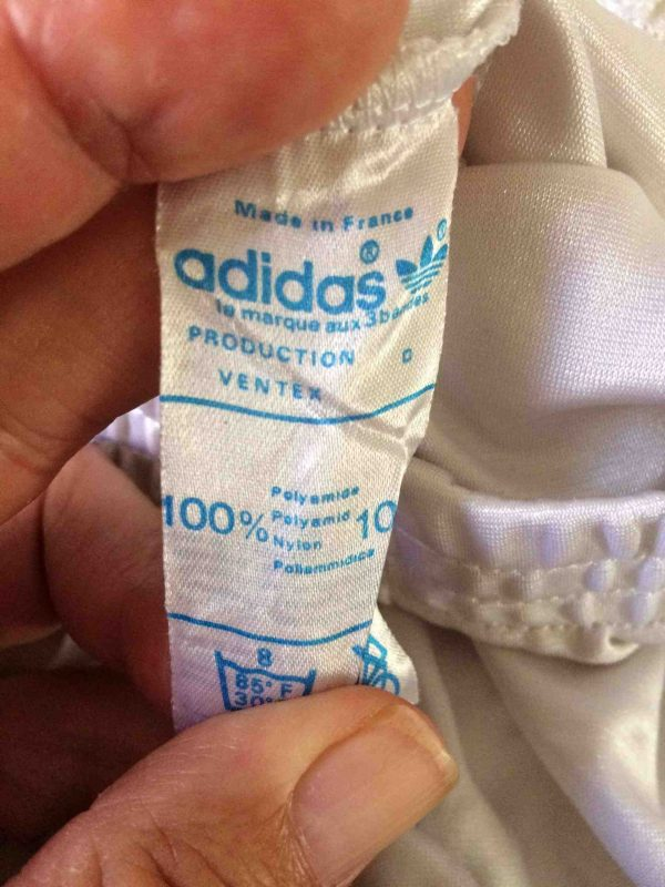 IMG 6783 compressed scaled - ADIDAS Shorts Vintage Année 80 Made in France