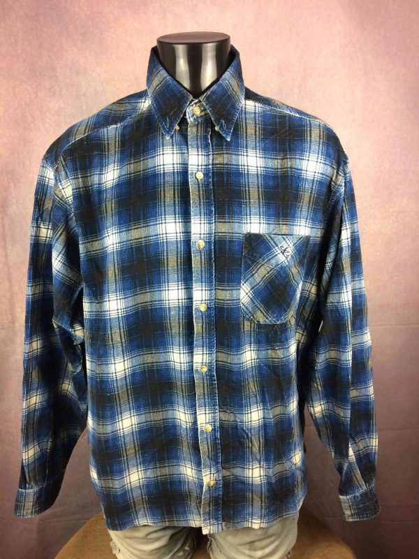 CHIPIE Chemise This Is A Real Vintage 90s - Gabba Vintage