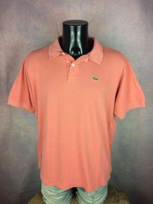 LACOSTE Polo Vintage 80s Made in France - Gabba Vintage