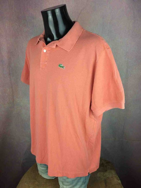 LACOSTE Polo Vintage 80s Made in France Gabba Vintage 3 resultat - LACOSTE Polo Vintage 80s Made in France