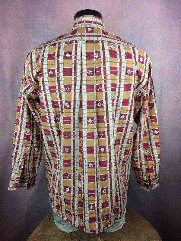 LES OLIVADES Chemise Made in Provence 00s Gabba Vintage 5 scaled - LES OLIVADES Chemise Made in Provence 00s