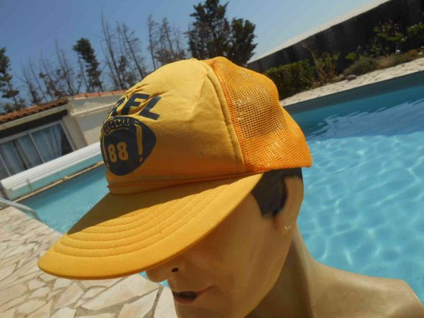 NRFL 88 Casquette National Rugby Football 80s Gabba.. 4 - NRFL 88 Casquette National Rugby Football 80s