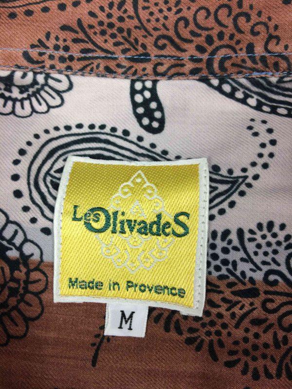 OLIVADES Chemise Made in Provence Vintage Gabba Vintage 1 scaled - OLIVADES Chemise Made in Provence Vintage