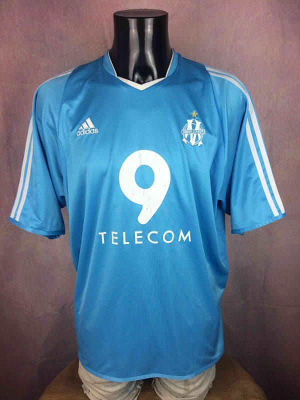 OM Maillot 2003 2004 Away Adidas Vintage - Gabba Vintage