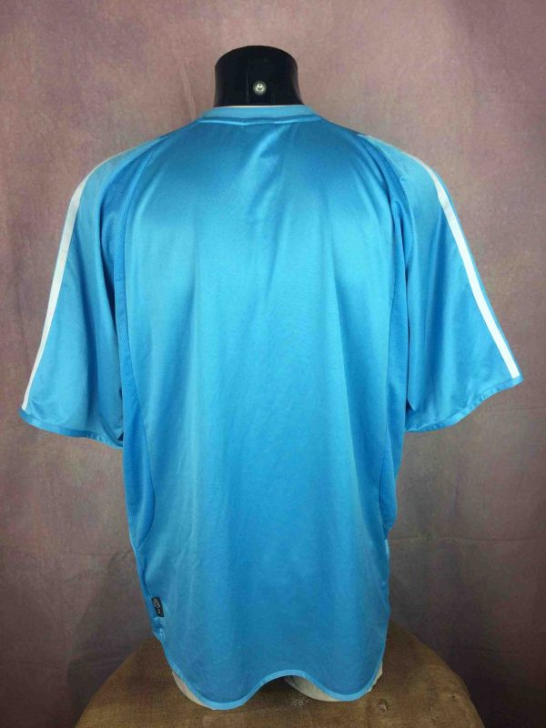 OM Maillot 2003 2004 Away Adidas Vintage Gabba Vintage 6 scaled - MARSEILLE Maillot 2003 2004 Away OM Adidas