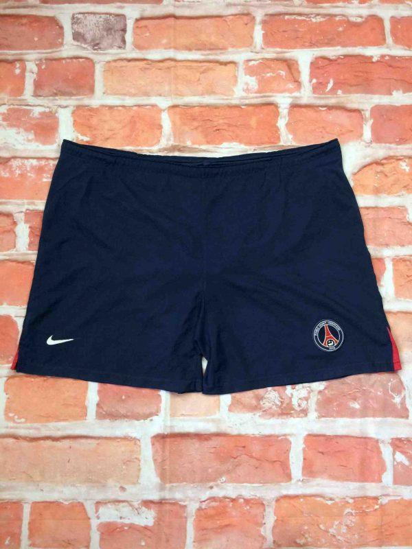 PSG Shorts Vintage 2005 Nike Paris France Gabba Vintage 2 scaled - PSG Shorts Vintage 2005 Nike Paris St Germain
