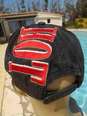 Casquette REDHOT, véritable vintage années 90, Cowboy Logo Cigarettes Marlboro old-schoolCap Hat Gorra