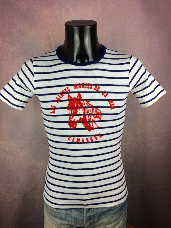 SAINTES MARIES DE LA MER T-Shirt Vintage 80s - Gabba Vintage