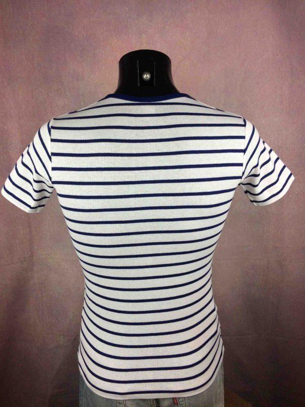 SAINTES MARIES DE LA MER T Shirt Vintage 80s Gabba Vintage 4 scaled - SAINTES MARIES DE LA MER T-Shirt Vintage 80s